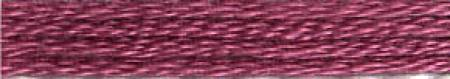 Cosmo  Embroidery Floss 8m Rose Wine 223