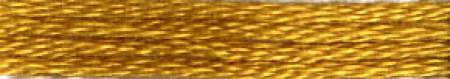 Cosmo Cotton 2702 Embroidery Floss 8m Skein Strong Reddish Yellow