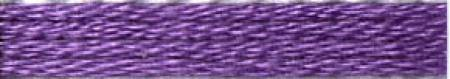 Cosmo Cotton Embroidery Floss 8m Skein Light Amethyst Mauve