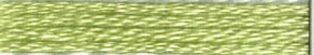 Cosmo Cotton Embroidery Floss 8m Skein Linden Green