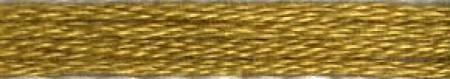 Cosmo Cotton Embroidery Floss 8m Skein Harvest Gold