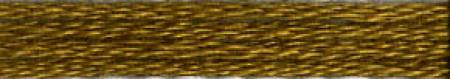 Cosmo Cotton Embroidery Floss 8m Skein Brownish Olive