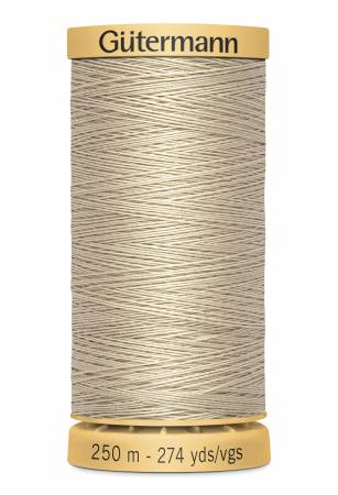 Cotton Thread 273yds - Beige (3260)