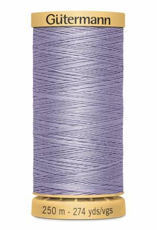 Natural Cotton Thread 250m/273yds Lavender