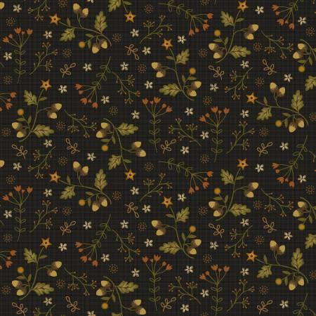 Moonshine Charcoal Acorns & Flowers