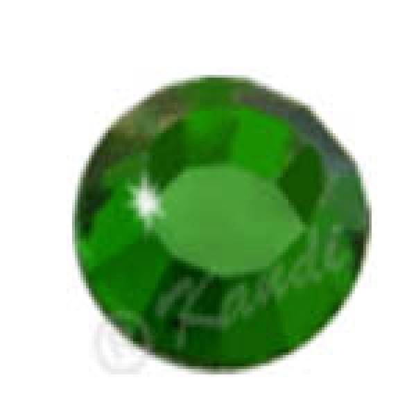 Hot Fix Crystals 3mm Emerald