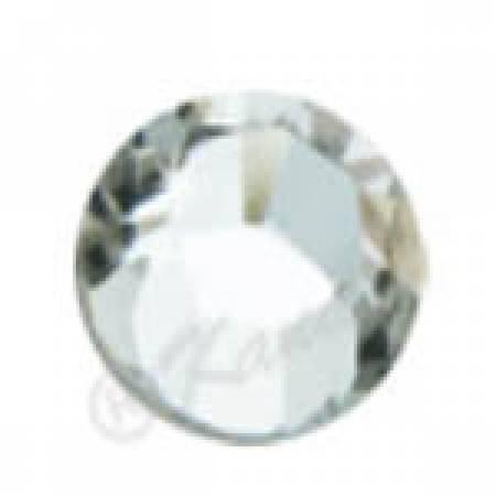 Hot Fix Crystals 4mm Crystal