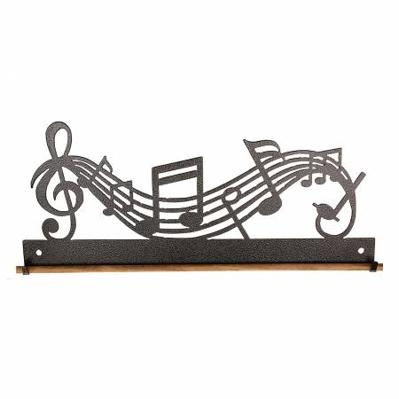 12in Music Charcoal - 25762