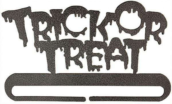 8inTrick or treat Split Bottom Charcoal