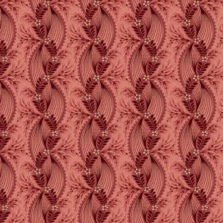 2602-88 TARRYTOWN Red Twisted Ribbon