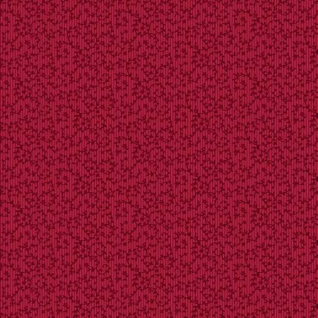 2603-88 TARRYTOWN Red Tiney Vines