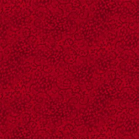 Ruby Slippers Scroll Tonal Texture