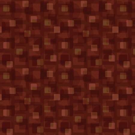 Scrap Happy 2611-35 Rust Square Texture