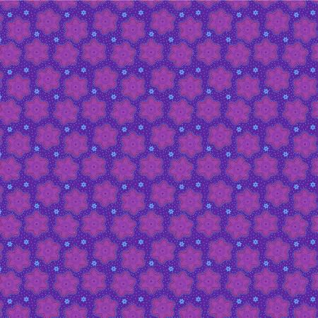 Makoti Purple Flower