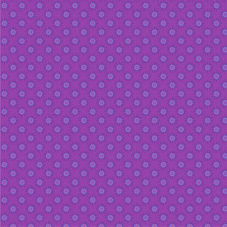 Makoti Purple Circles