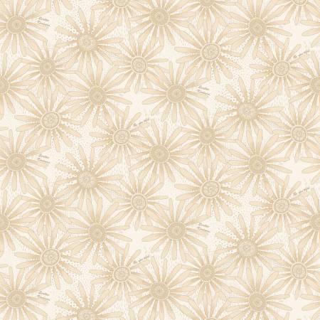 Linen Closet II -  Happy Daisy