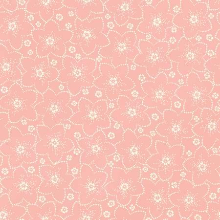 Pink Small Floral