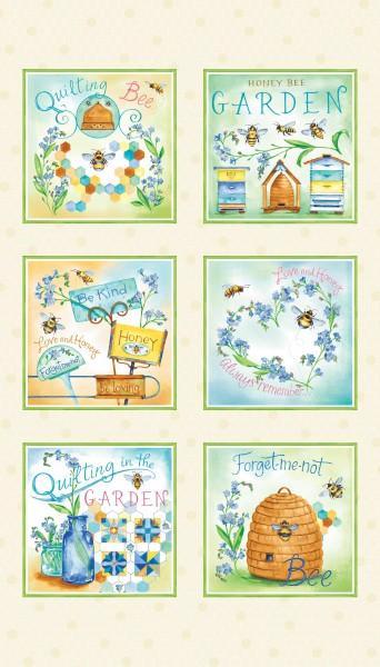 Multi Quilting Bee Panel