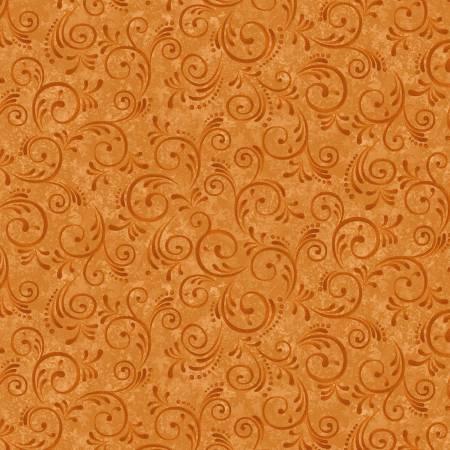 Pumpkin Harvest Swirls by Henry Glass 2669 35