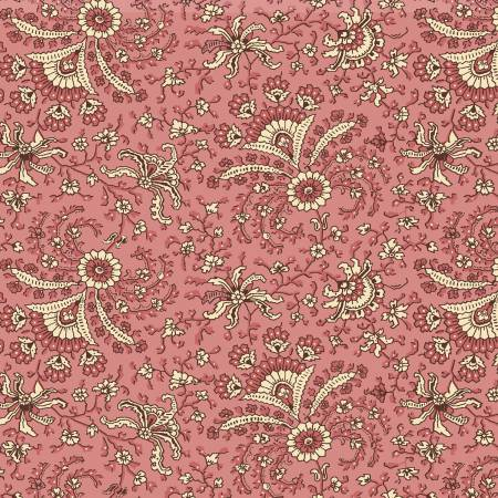Pink Allover Paisley Reproduction
