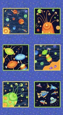 Multi Super Spacey Panel