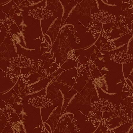 Blessings of Home 2682-88 Red Dandelion