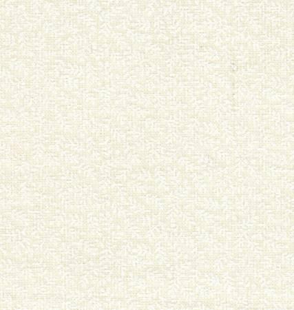 White on White Vine Print Tone on Tone