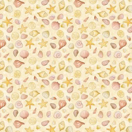 Sand/Coral Seashell WP102519