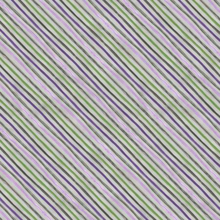 Amethyst Magic - Stripe  - Grey - 27584-996
