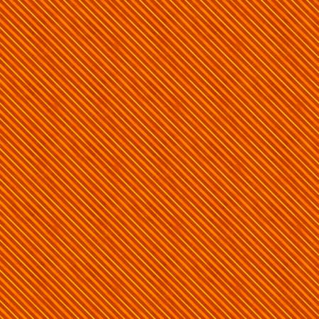 Haunted Night Orange Diagonal Stripe