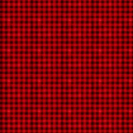 Red/Black Gingham