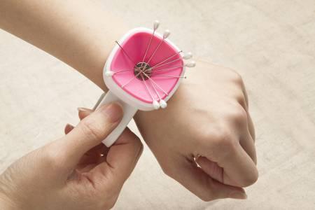 Wrist Pinny Pin Dispenser