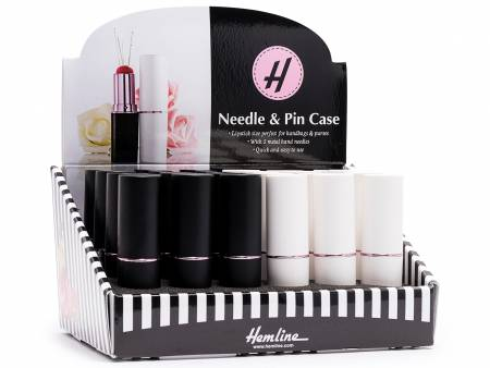 Lipstick Needle and Pin Case