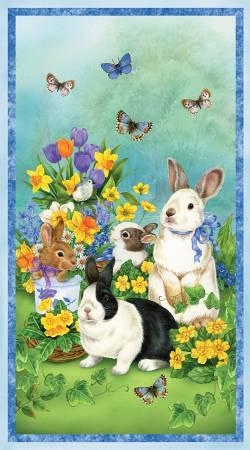 Multi Garden Gathering Panel 24in x 43in