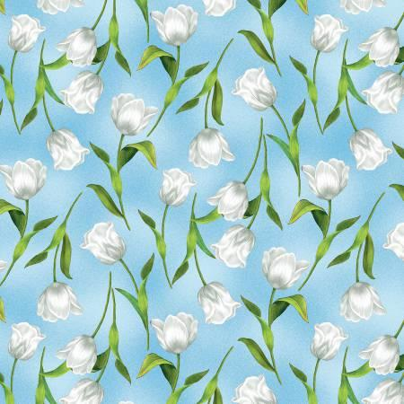 Garden Gathering - Blue Tulips - 28127-471