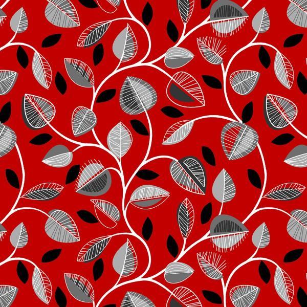 Essentials 9 - Red Leaf