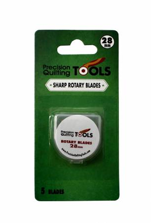 28mm Replacement Blade 5pk - Precision Quilting Tools