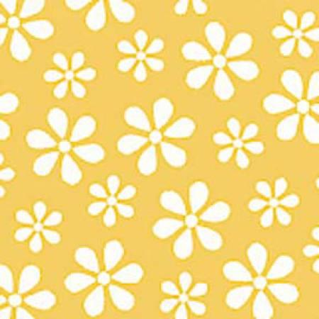 Basic Brights - Yellow Daisy - 29399-7