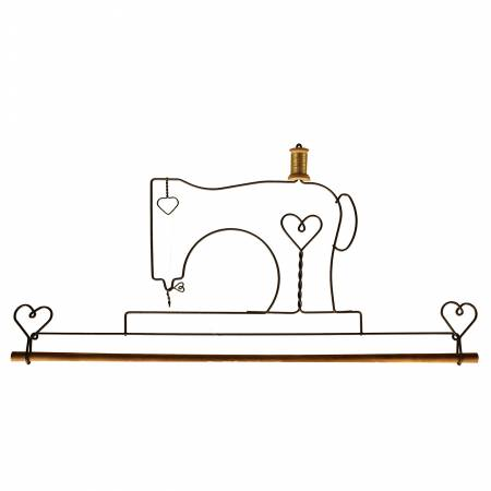 16in Sewing Machine Fabric Holder