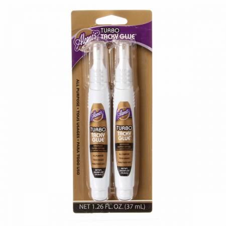 Aleenes Turbo Tacky Glue Pens 2pk