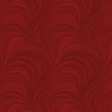 Medium Red Wave Texture