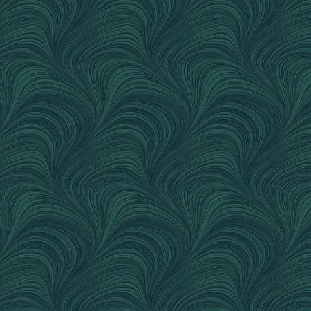 Wave Texture Teal