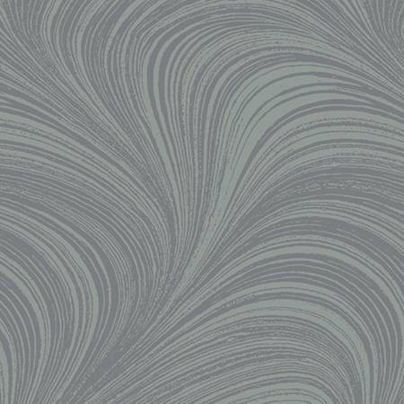 Slate Wave Texture 108in Wide Back