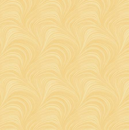 Wide Wave Texture 108 Yellow