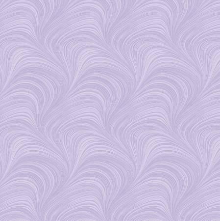 Benartex Wide Backing: Purple Wave Texture 108in Wide Back