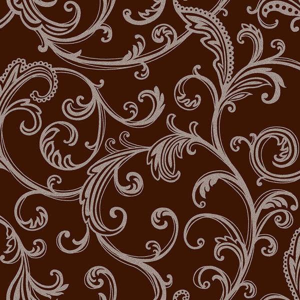 Star Dust Chocolate Scroll