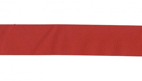 Grosgrain Ribbon Red 1-1/2in