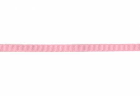 Grosgrain Ribbon Pink 3/8in