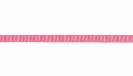 Grosgrain Ribbon Hot Pink 3/8in