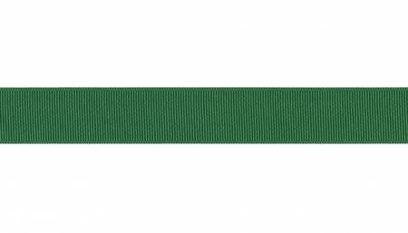 Grossgrain Ribbon 7/8/ in emerald green